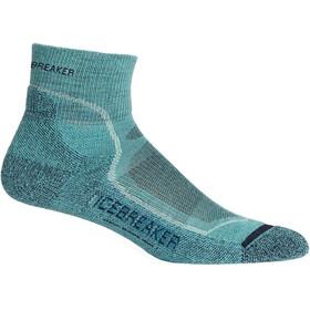 Icebreaker Hike+ Light Mini Socks Women ocean/midnight navy